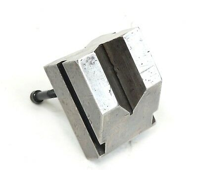 """1 9/32"""" x 2"""" x 2.789"""" Precision Machinist Milling V Block with Security Bolts 3"""