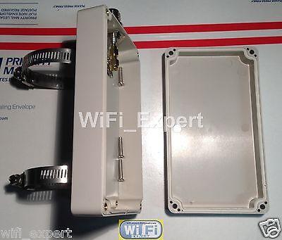 9dBi N High Gain 24/' USB Cb Outdoor Boat WiFi Box Weatherproof Alfa AWUS036H