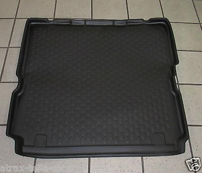 Laderaumwanne Opel Zafira B 2005-2012 Kofferraumwanne Wanne Matte