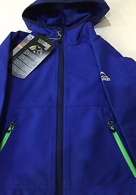 Mckinley Outdoor Apparel Childrens Jnr Quality Unisex Jacket/Coat Size Small New 4
