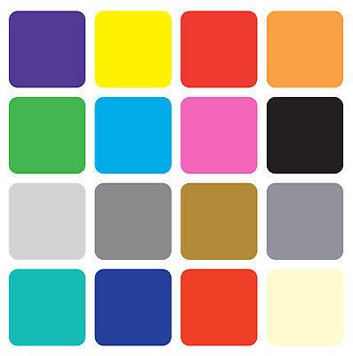 Self Adhesive 300mm Gloss Vinyl Sticky Back Plastic - Sign Vinyl Craft Stickers 2