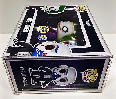 2 Box Protectors for various FUNKO POP! 2 PACKS.  PLEASE READ DESCRIPTION! cases 6