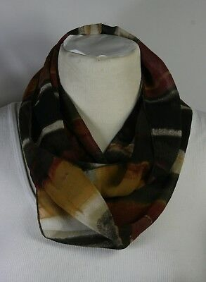 "/""2-way Styling/"" Long Muffler or Infinity Women/'s Fashion Knit Scarf Brand New"