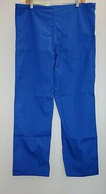 Fashion Seal Uniforms Unisex Reusable Scrub Pants Pewter X-Small 3 Each