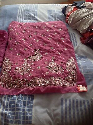 nstiched suit Indian Pakistan party / wedding suit ( 3pc set 2