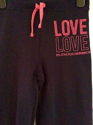 Brand new girls jogging bottoms, age 10-11 years