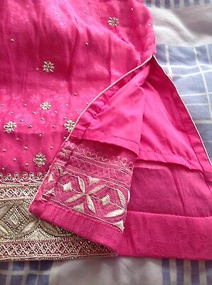 Indian Pakistan party / wedding suit ( 3pc set ) 4