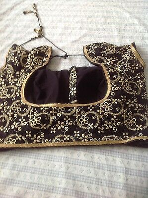 Readymade saree blouse 2
