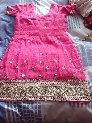 Indian Pakistan party / wedding suit ( 3pc set ) 3