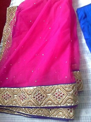 Ladies Indian lengha 4