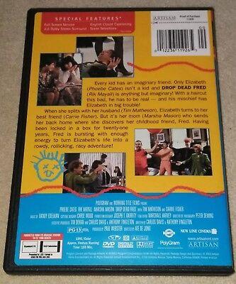 Drop Dead Fred DVD RARE oop 2