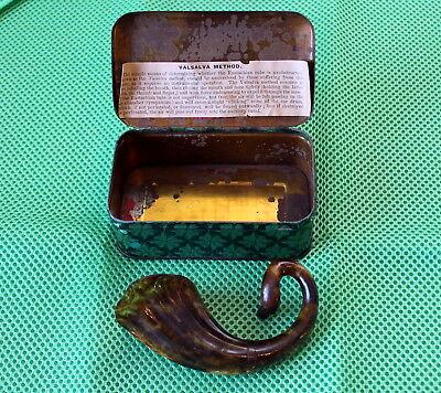 Museumsstück /Hörgerät / Blodgett's Multi-Audiphone NEW YORK, U.S.A Bj ca 1891 11