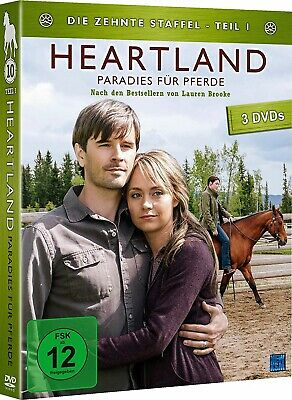 Heartland - Paradies für Pferde: Staffel 10.1+10.2 DVD Set Komplette Staffel 10 2