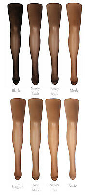 Reliable Silky Smooth Knit Seamer Tights Pantyhose & Tights