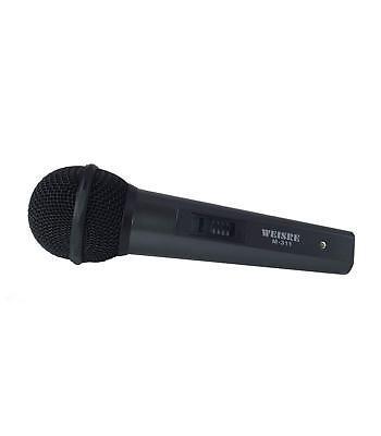 Microfono Professionale Per Canto Karaoke Wireless Unidirezionale M2018 2