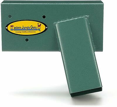 Eastern Jungle Gym Easy 1-2-3 A-Frame 2 Brackets for Swing Set with All Hardware 7