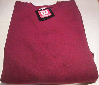 24 PC Wilson Sweatshirt 2XL Heavy weight 50/50 Cotton/Polyester wholesale