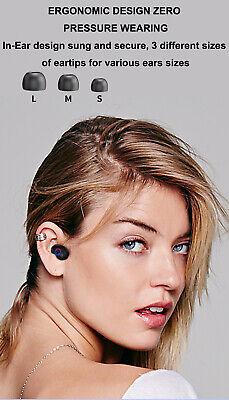 Bluetooth 5.0 Headset TWS Wireless Earphones Mini Earbuds Stereo Headphones IPX7 11