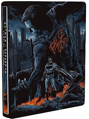 Batman V Superman - Mondo Steelbook (2 Blu-Ray) Ultimate Edition 3