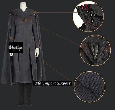 Trono Spade 7 Vestito Carnevale Donna Daenerys Woman Cosplay Costume GTH005 5