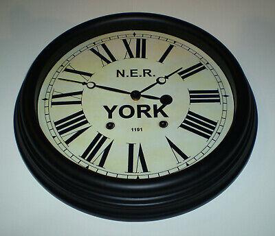 North Eastern Railway NER Victorian Style Clock, York Station 4