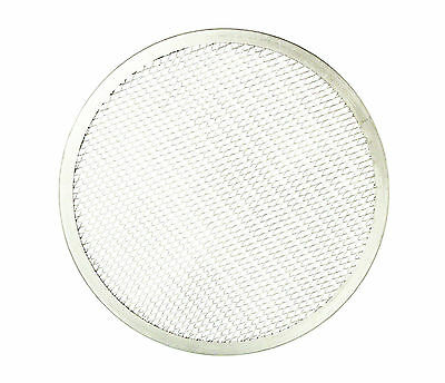 "5"" to 24"" Inch Aluminium Mesh Pizza Screen Baking Tray  Wire Mesh Food Crisper 5"