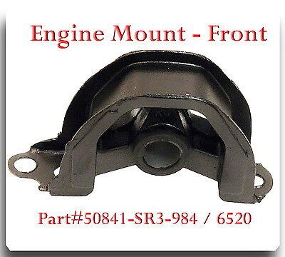 Set of 2 Engine Mount Front /& Front Left Fits Acura EL Integra Honda Civic CR-V