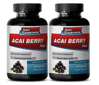 Rapid Weight Loss Pills - Acai Berry Lean 550mg - Perfect Acai Berry 2B 12