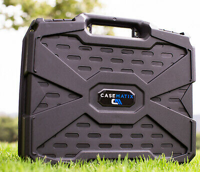 17 Inch Audio Mixer Carrying Case fits Behringer Xenyx 1202fx Mixer and More 8