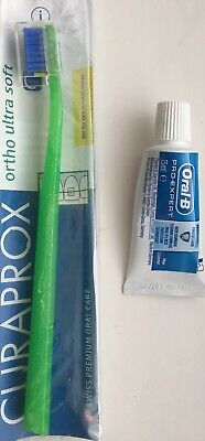 Curaprox CS 5460 Ortho Ultra Soft-Toothbrush for Braces lots Of Colours 2