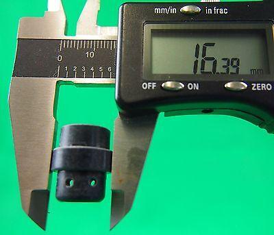 MB24 Diffuser BINZEL Style 5 Pcs BLACK Gas Diffuser MB24 Insulator Diffusers 5Pc 6