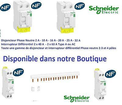 Coffret électrique saillie 5 rangées 24 modules Rési9 Schneider R9H24405 5