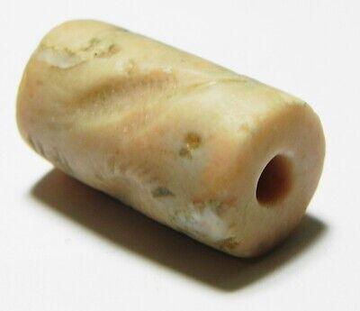 Zurqieh - As13471-  Ancient Near Eastern Stone Cylinder Seal. 1400 - 1200  B.c 3