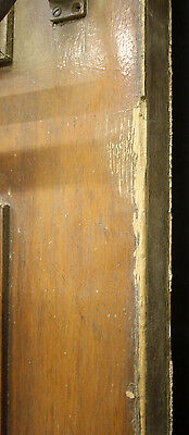 "2 Pair avail 72""x83""x2"" Antique Vintage Wood Wooden Double Entry Exterior Doors"