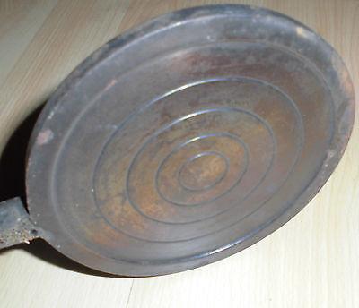 dachbodenfund oblaten gebäck waffel zange oblatenzange alt antik top deko metall 7