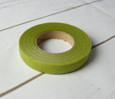 Stemtex & Oasis Florist Tape - Asst Colours Wire Work Buttonholes Craft 7
