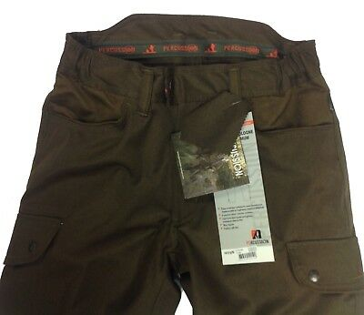 Percussion Kids Sologne Waterproof Hunting Trousers Junior Shooting Pants