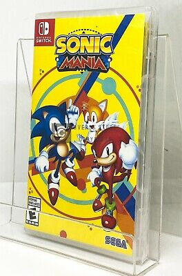 Sonic Mania  - Nintendo Switch - Brand New | Factory Sealed 3