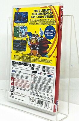 Sonic Mania  - Nintendo Switch - Brand New | Factory Sealed 4