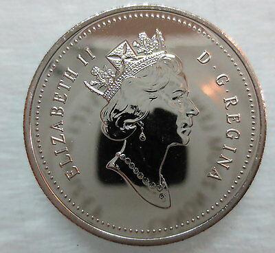 1867-1992 CANADA 25 CENTS 125th CONFEDERATION ANNIVERSARY PROOF-LIKE COIN 2