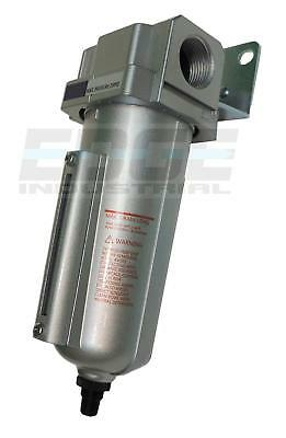 "1/2"" Heavy Duty Particulate Filter Moisture trap water seperator w/ Auto Drain"