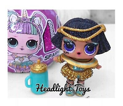 1 Authentic LOL Surprise SPARKLE SERIES Ball Big Sister Brother Dolls 2 3 4 5 6 12