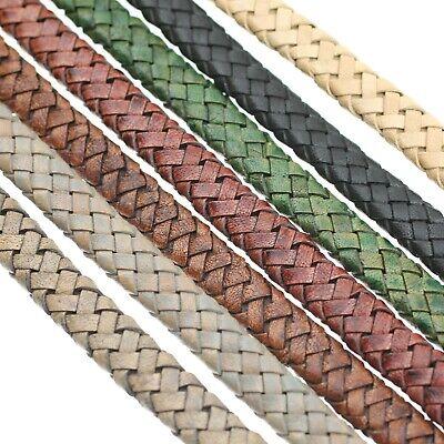 """KORKBAND blaugrün ca 5mm breit für Armbänder /""""veganes Leder/"""" nenad-design N003"""