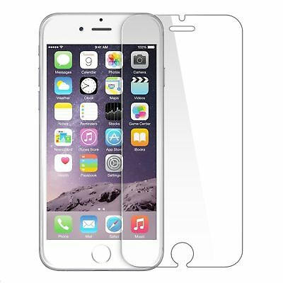 3D Full Coverage Tempered Glass Screen Protector Cover For iPhone 6 6S 7 + Plus 9