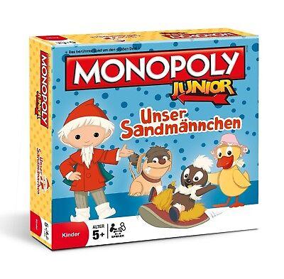 Monopoly Junior Notre marchand marchand de sable jeu de plateau jeu jeu de société