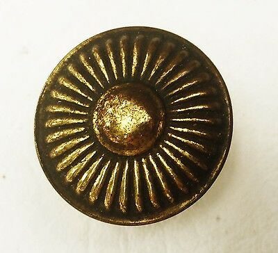 Antique Hardware  MCM Duncan Phyfe French Provincial brass Drawer Knob Pull 6