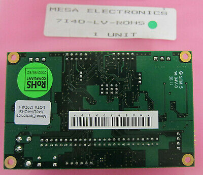 Mesa Electronics Servo Driver and Encoder Interface - Mesa 7i40-LV Dual H-Bridge 3