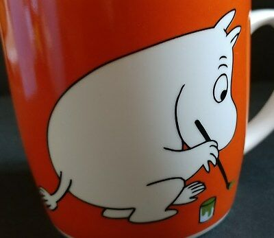 NEW MOOMIN ART Ceramics Coffee Mugs Cups Moomintroll Snufkin Boxed CIRCLE K