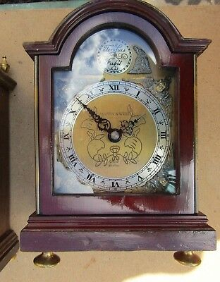 Vintage/Antique  Collectable by Mappin & Webb Scott Elliot Bracket Clock 12