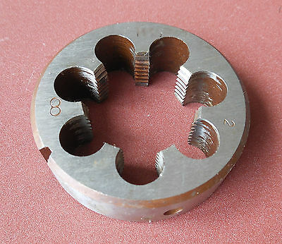 1pcs Metric Right Hand Die M38X1.5mm Dies Threading Tools 38mmX1.5mm pitch